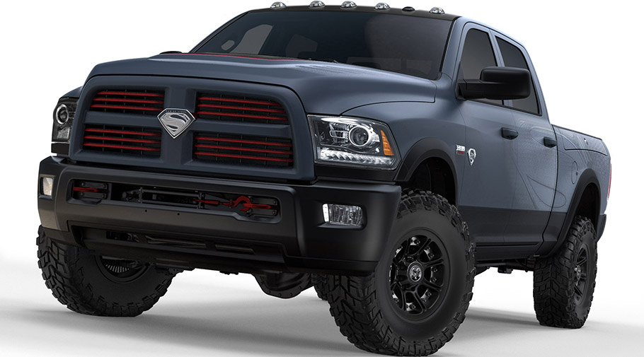 2016 RAM Trucks