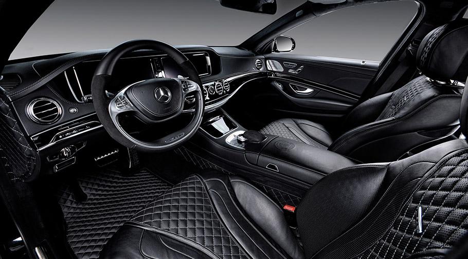 2016 Vilner Mercedes-AMG S 63 Gipsy King
