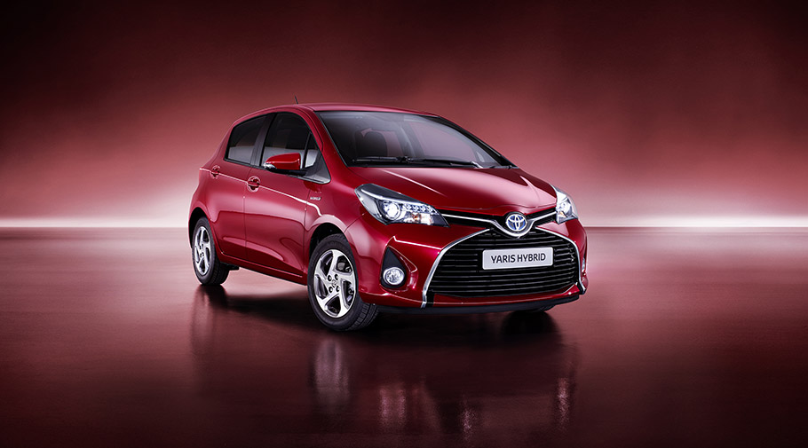 2017 Toyota Yaris Hybrid