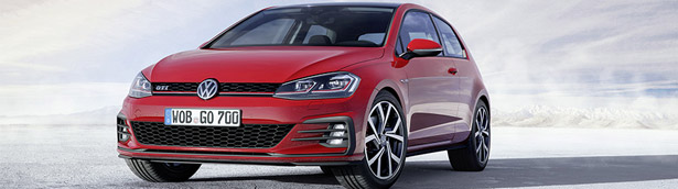Presents revealed: Volkswagen showcases the 2017 Golf GTI