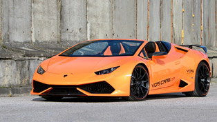 VOS Performance showcases new Lambo Huracan project. And it is astonishing!
