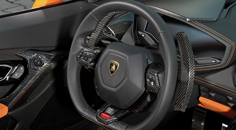 Vos Performance Reveals Exclusive Lambo Huracan