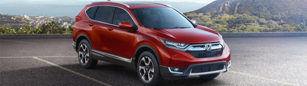 Honda CR-V SUV: astonishing even after two decades!