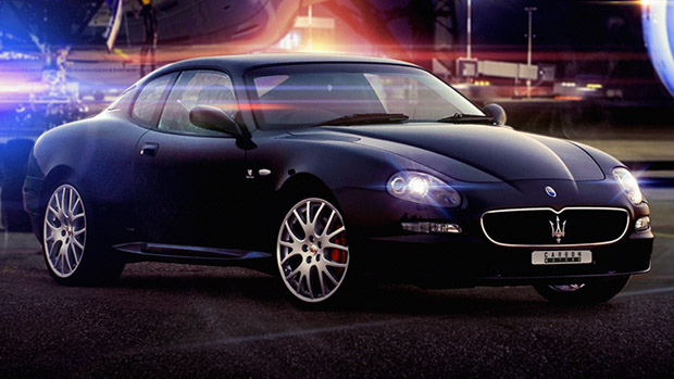 Even more stylish and appealing: a Maserati model touched by Carbon Motors magic!