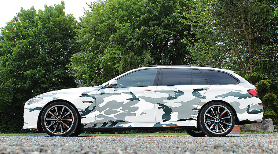 2017 Cor.Speed BMW 5-Series Touring F11