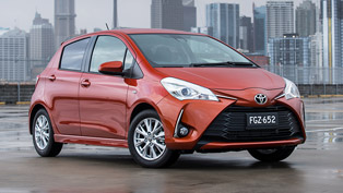 2017 toyota yaris: appealing, yet nothing special