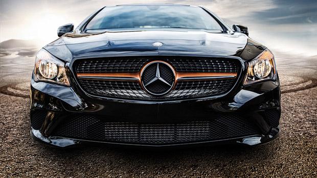 Vilner presents a premium project: Mercedes-Benz Vision CLA 250