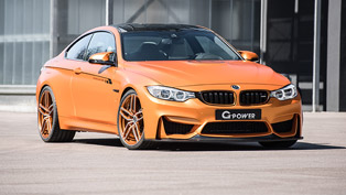 2017 m4 bi-tronik by g-power: menacing and yet beautiful