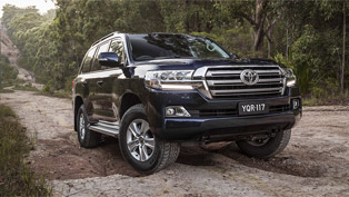 limited and ambitious: land cruiser altitude searches for off-road challenges!