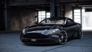 wheelsandmore tweaks the menacing aston martin db11. check it out!