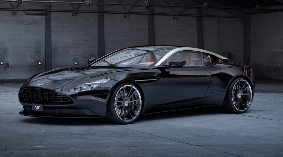 2017 Wheelsandmore Aston Martin DB11