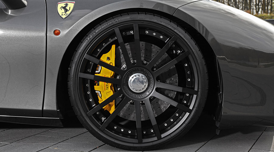 2017 Wheelsandmore Ferrari 488 GTS Spider Triple Seven