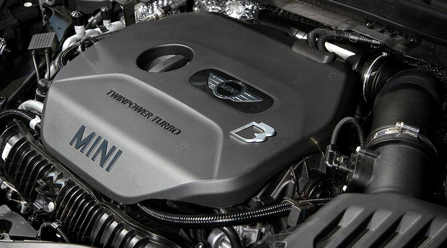 2017 B&B Automobiltechnik MINI Cooper S Countryman