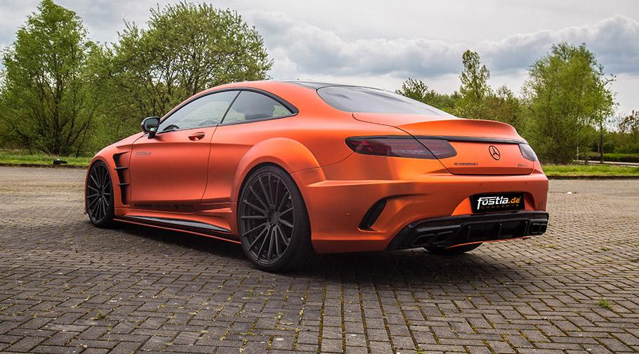 2017 Fostla.de Mercedes-Benz AMG S 63 Coupe V8-Biturb