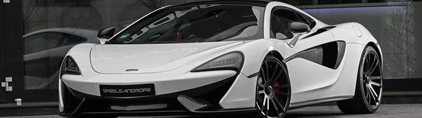 Wheelsandmore Reveals the HORNESSE: McLaren 570 GT's Evil Twin