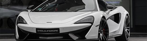 Wheelsandmore reveals the heavily revised McLaren 570 GT