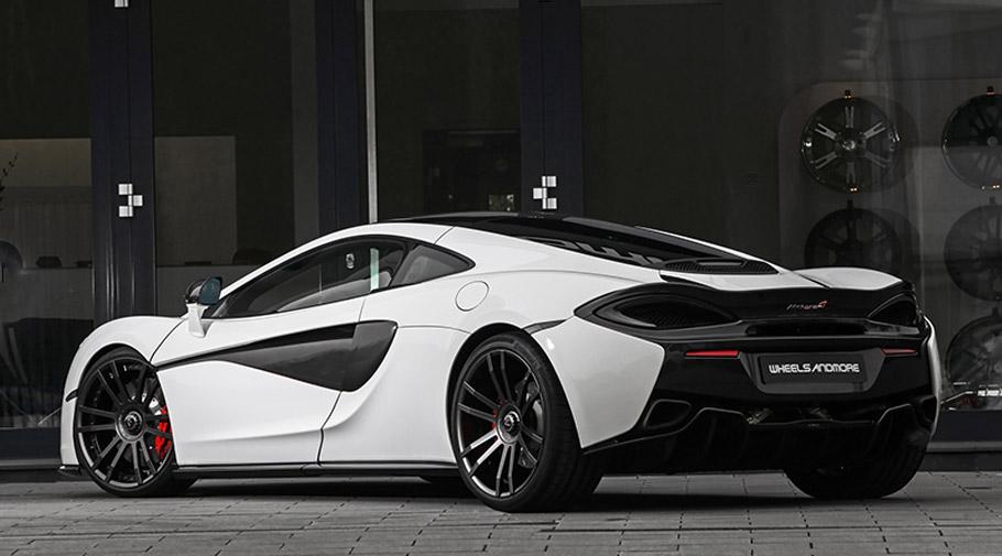 2017 Wheelsandmore McLaren 570 GT