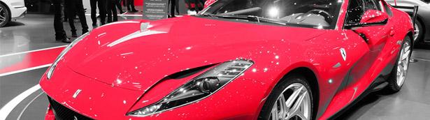 Ferrari Unveil Their Most Powerful Supercar to Date
