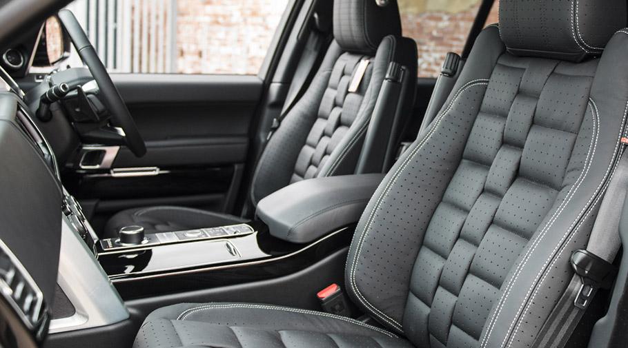 2017 Kahn Design Land Rover Range Rover 3.0 TDV6 Vogue - Huntsman Colours Edition