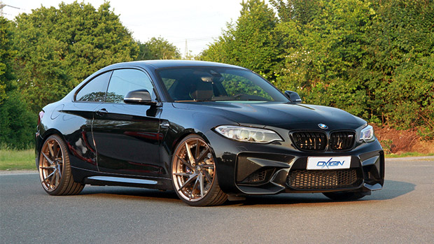 OXIGIN enhances a mighty BMW M2 machine. Check it out!