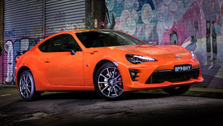 the legend goes limited: toyota 86 comes with fresh additions!