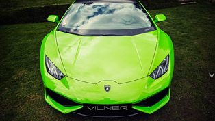 How it's done: luxurious and elegant interior. By Vilner