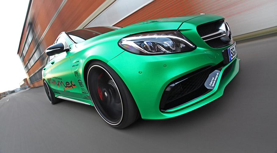 2017 Wimmer Mercedes-Benz C 63