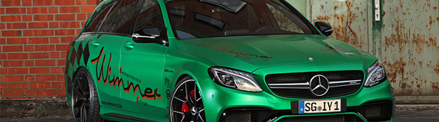 Wimmer Takes a Closer Look at a Mercedes-AMG Machine: The Result is Simply Imressive