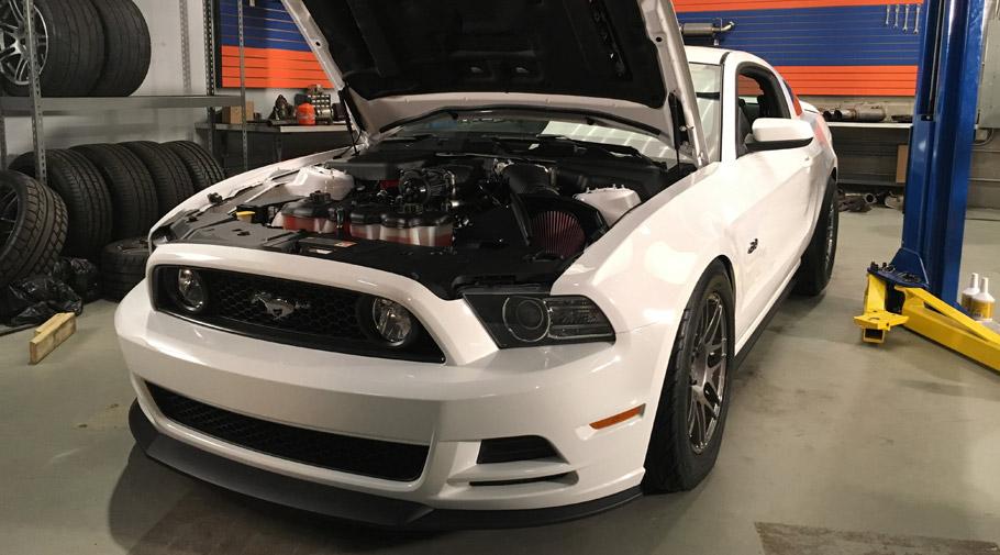 Justiin Dugan Ford Mustang