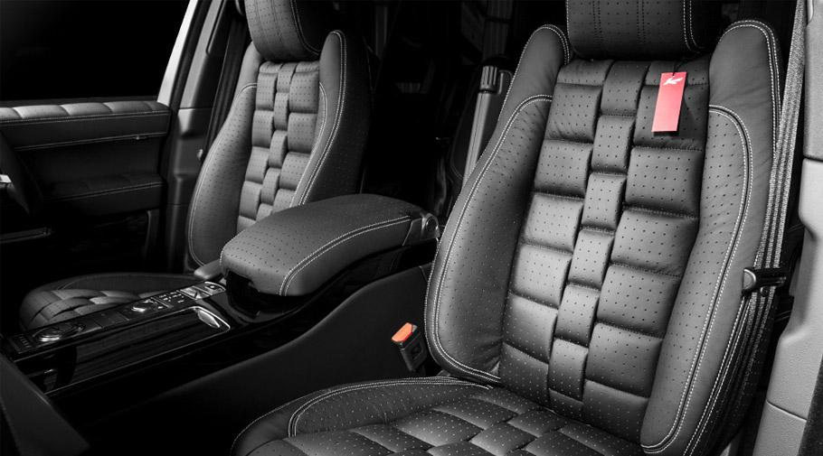 2017 Kahn Design Land Rover Range Rover 4.4 SDV8 Vogue SE Pace Car