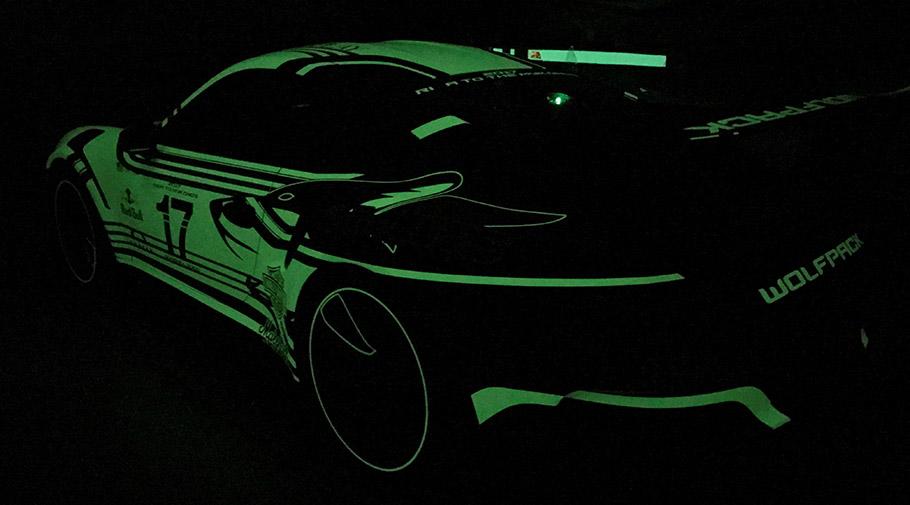 2017 BlackBox-Ritcher Porsche 911 GT3 RS