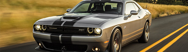 How The Dodge Challenger Flexed Its Muscles