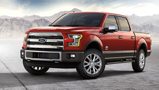 the true champion: the ford f-150 pickup