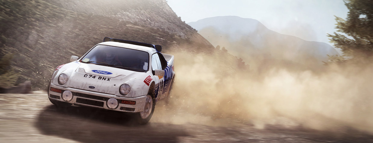 Rally central, The best rally driving spots in England