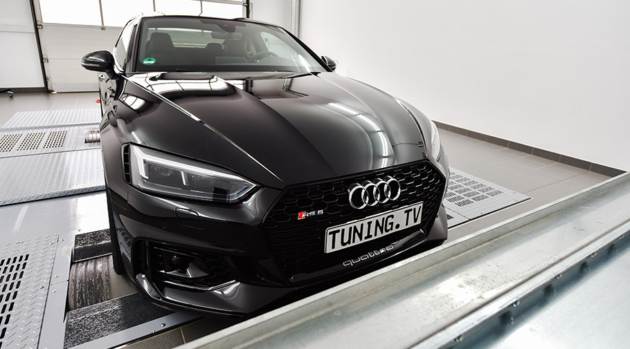 2017 SPEED-BUSTER Audi S5 and RS5 Chiptuning