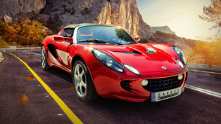 Carbon Motors showcases a Lotus with enhanced interior. Check it out!