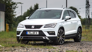 With a touch of styling: DF Automotive tweaks the already sexy SEAT Ateca
