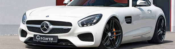There can always be more: G-POWER makes the AMG GT S machine even more agile!