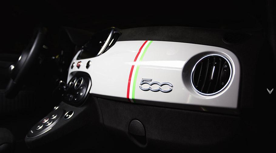 2017 Fiat 500 Abbarth 595
