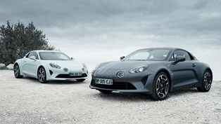 alpine to present two beauties at the geneva show. check 'em out!