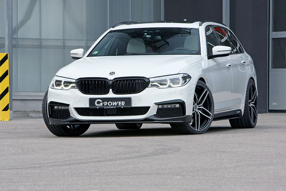 2018 G-POWER BMW 540i