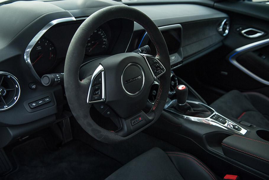 2018 GeigerCars.de Chevrolet Camaro ZL1 1LE