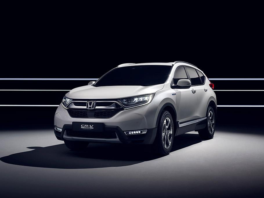 2018 Honda CR-V Concept