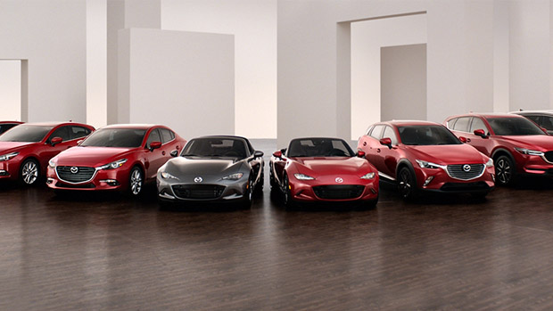 Mazda is named Best Car Brand for the third time. Check out why!