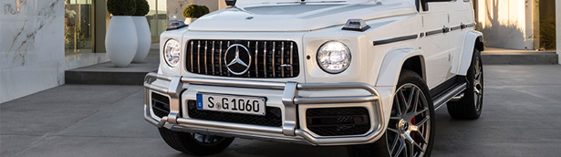 Powerful as a Blizzard, Advanced as an AMG machine: the new G 63 Titan is Here