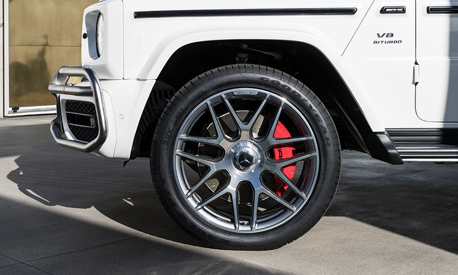 2018 Mercedes-AMG G