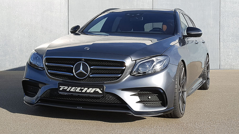 2018 PIECHA Mercedes-Benz E400