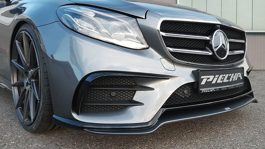 2018 PIECHA Mercedes-Benz E400
