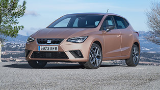 The new Seat Ibiza is modest in design, but strong in performance