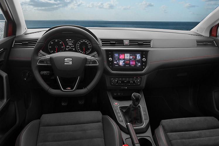 2018 Seat Ibiza TGI